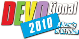 DEVOtional 2010 Logo