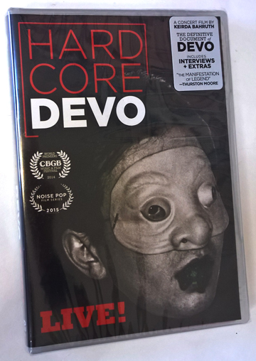 Hardcore Devo Live Dvd